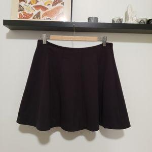3/$25 Kimchi Blue Black Skater Flippy Circle Skirt